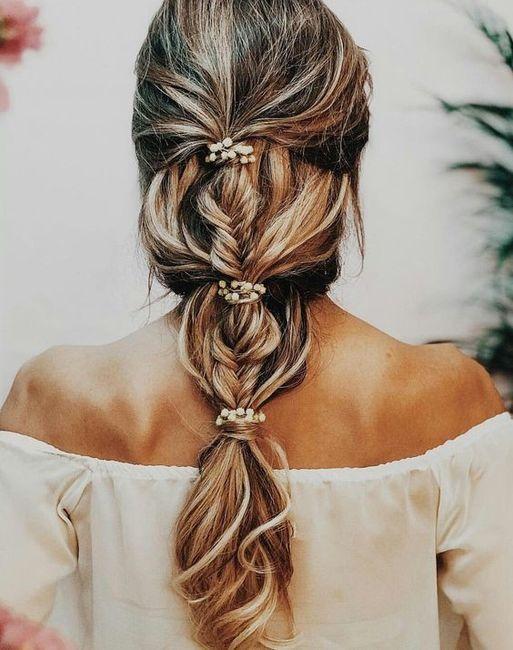¡Peinados sencillos para el Civil!😍 3