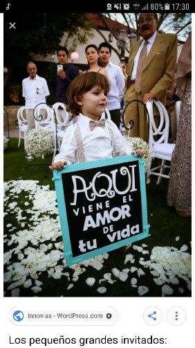 carteles boda