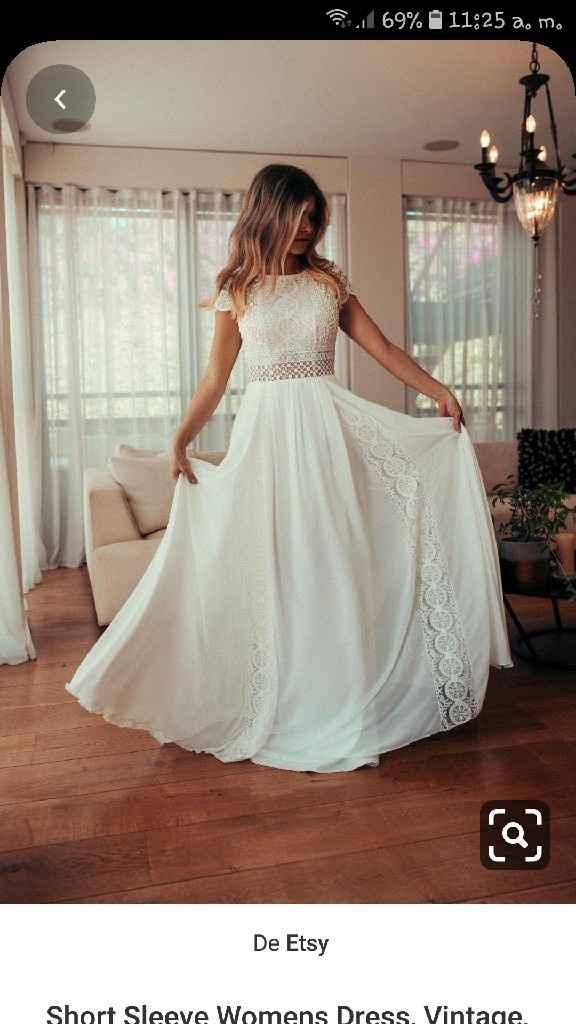 Conseguir vestido de novia en Tucuman - 1
