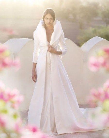 c9f76e7672 abrigos para novias abrigos bodas ...