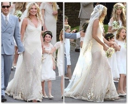 vestidos de novias famosas