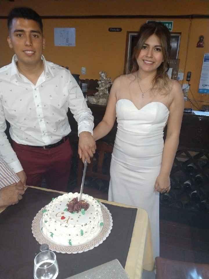 Nos casamos - 3