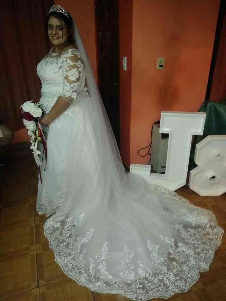 Cronica de casamiento virtual! - 2