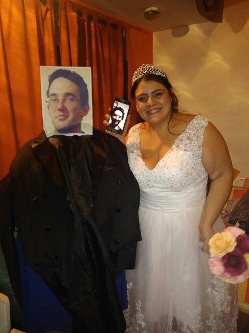 Cronica de casamiento virtual! 2
