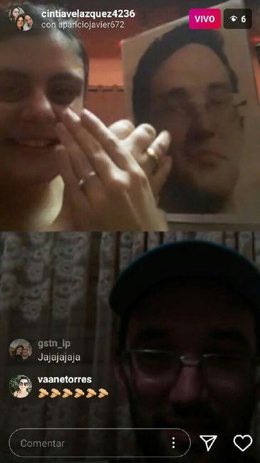 Cronica de casamiento virtual! 1