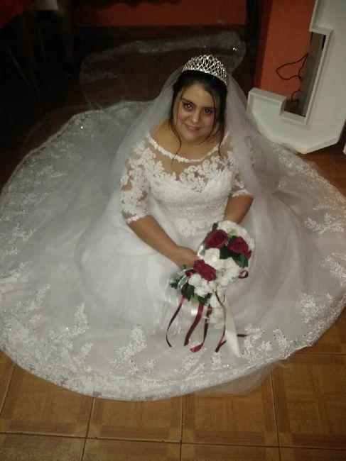 Cronica de casamiento virtual! 5