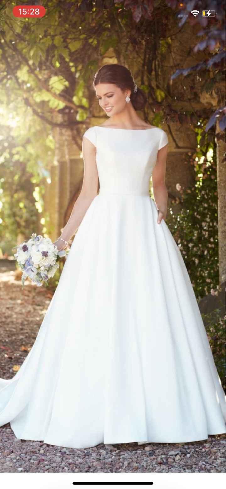 Alquiler de vestido de novia quilmes - 1