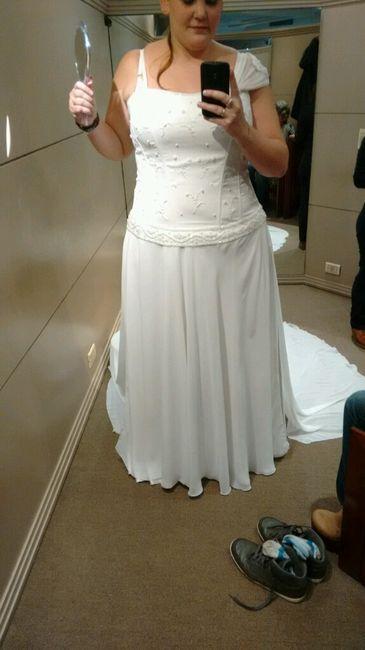 Vestidos de novia xxl - 1