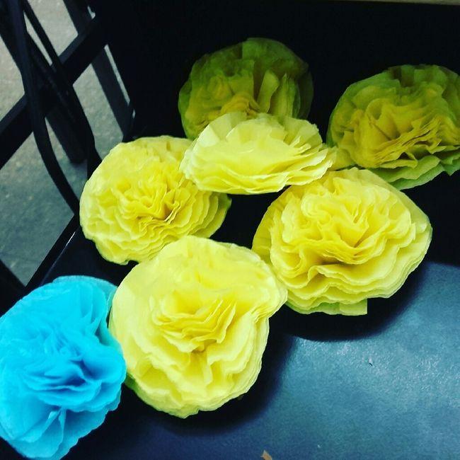 Flores De Papel Crepe - Flores-de-papel-crepe
