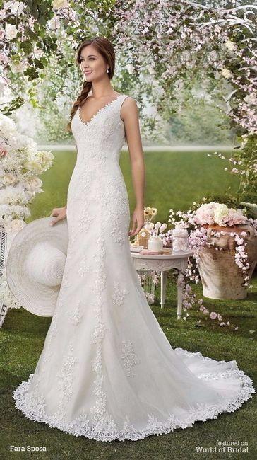 vestidos para novia clásica elegante y tradicional. elige el tuyo