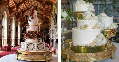 5-La torta de novios: