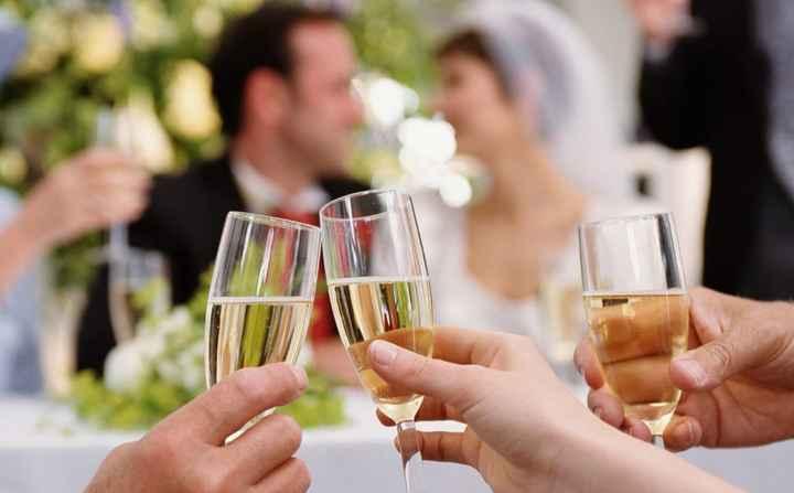 Calcular Champagne para nuestro casamiento