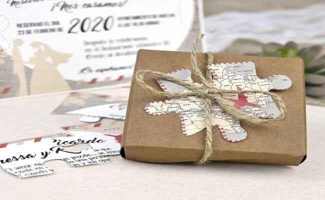 4-Invitaciones de casamiento originales y creativas