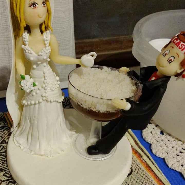 Adorno de torta - 3