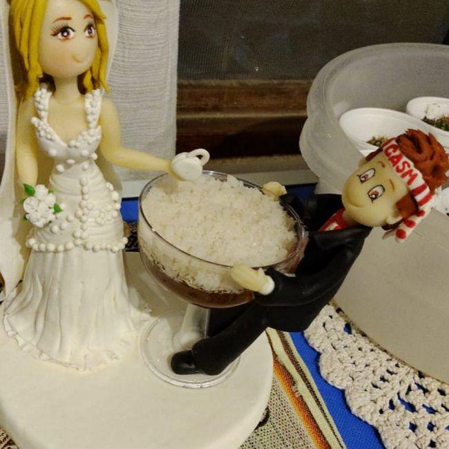 Adorno de torta 1