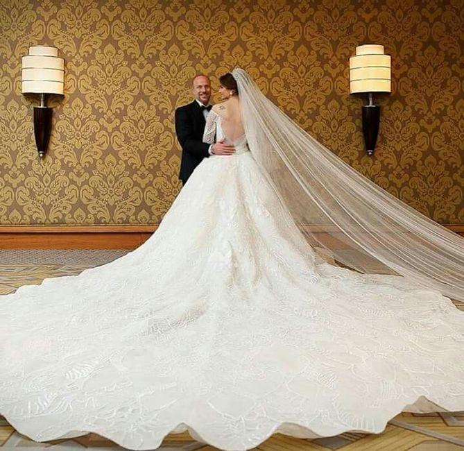 Vestidos de novia extravagantes - 2