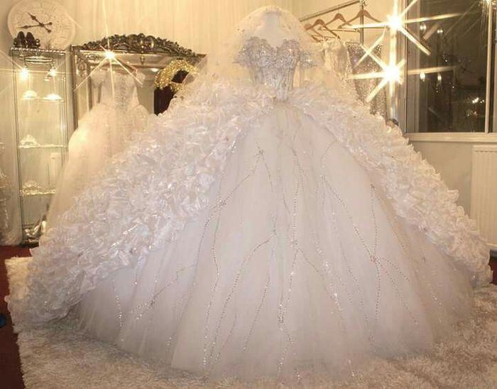 Vestidos de novia extravagantes - 3
