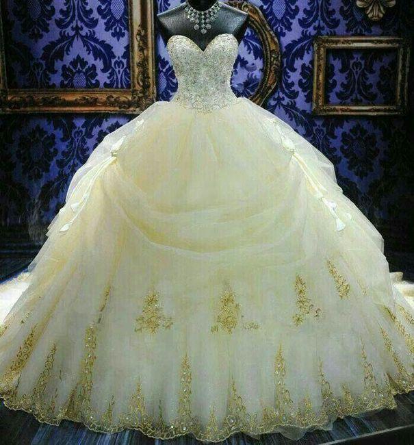 Vestidos de novia extravagantes - 4