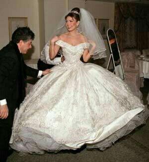 Vestidos de novia extravagantes - 8