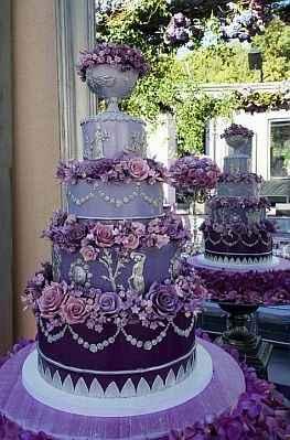 Bodas violeta - 3