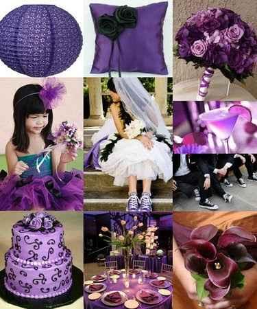 Bodas violeta - 4