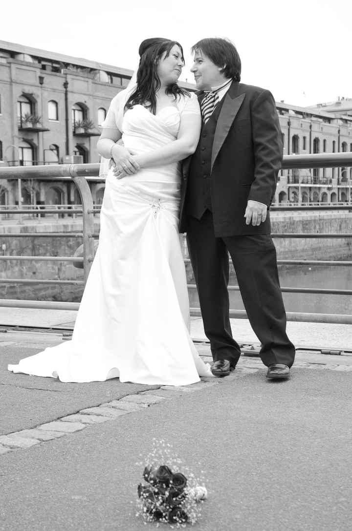 Vestidos de novia talles reales - 1