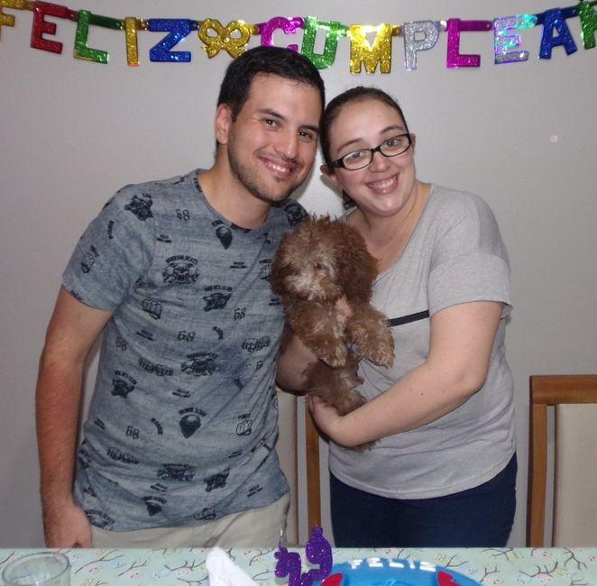 Seremos la familia Villalba - Vera 1