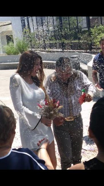 Nos casamos!!!👰🤵🥂🍾 8