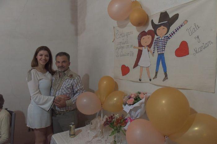 Nos casamos!!!👰🤵🥂🍾 27