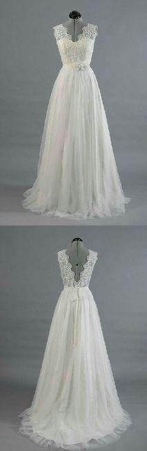 Mi vestido ideal, Ana 1