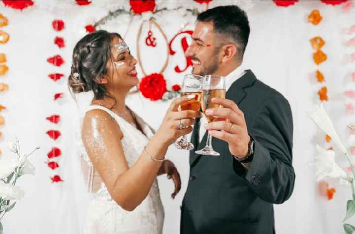 Devolvion de proveedores de mi casamiento - 14