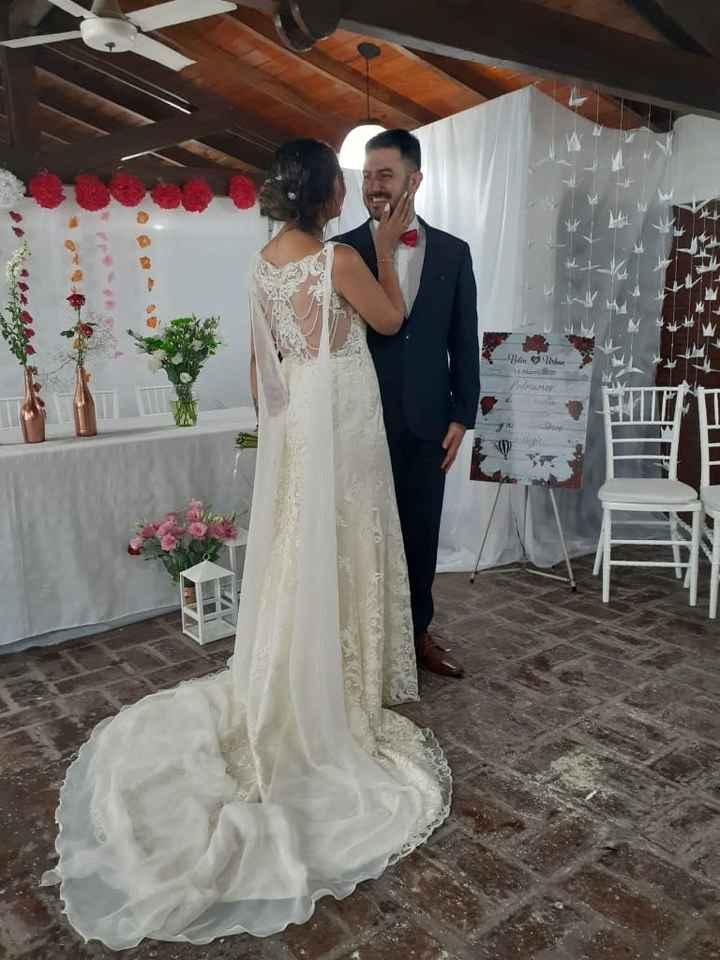 Devolución de proveedores de mi casamiento - 1