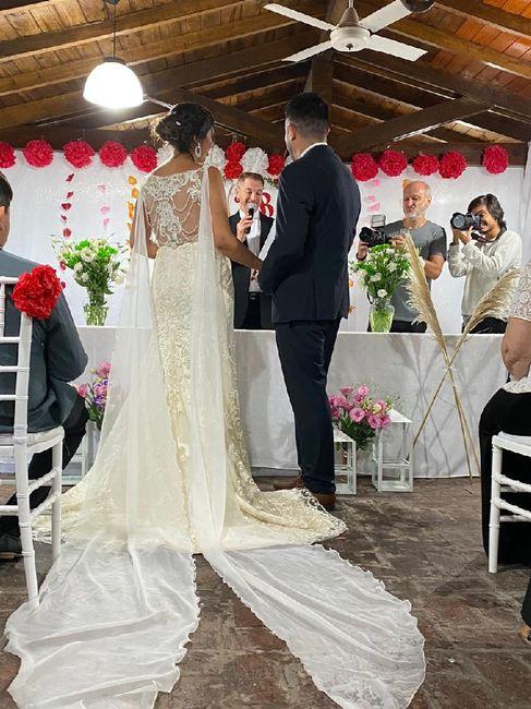 Devolución de proveedores de mi casamiento 5