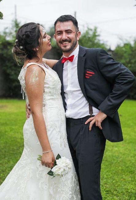 Devolución de proveedores de mi casamiento 8
