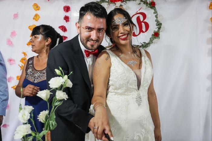 Devolución de proveedores de mi casamiento 10