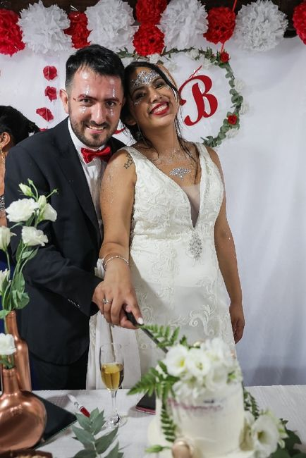 Devolución de proveedores de mi casamiento 11
