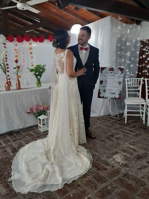 Devolución de proveedores de mi casamiento - 2