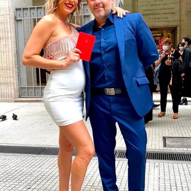 Se casó Noelia Marzol con Ramiro Arias 4
