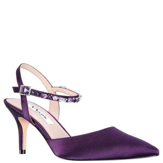 ¿Y si nos animamos a este color de Zapatos? 💜 12