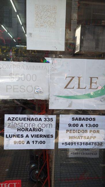 Update - Chino de Azcuenaga 335 (cotillón) 2