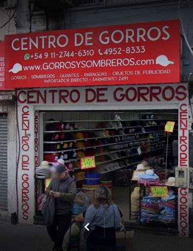 Gorros y Sombreros - Sarmiento 2491 (cotillón) 1