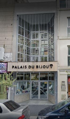Apliques bordados con Piedras - Palais Du Bijou 7
