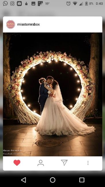 Mi casamiento en 3 fotos +mica - 1
