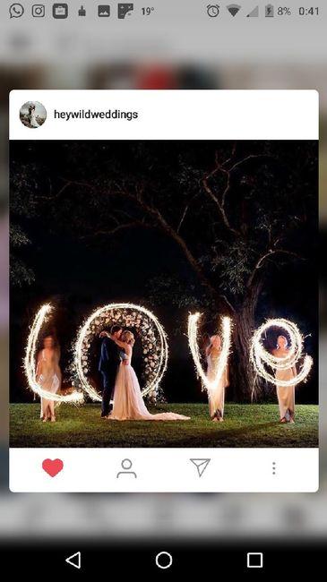 Mi casamiento en 3 fotos +mica - 3