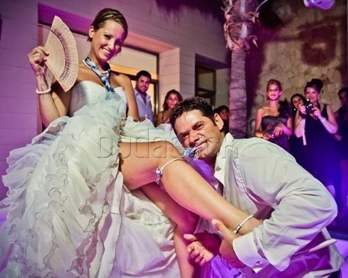 8eaa16a97693b Tradiciones de boda  la liga