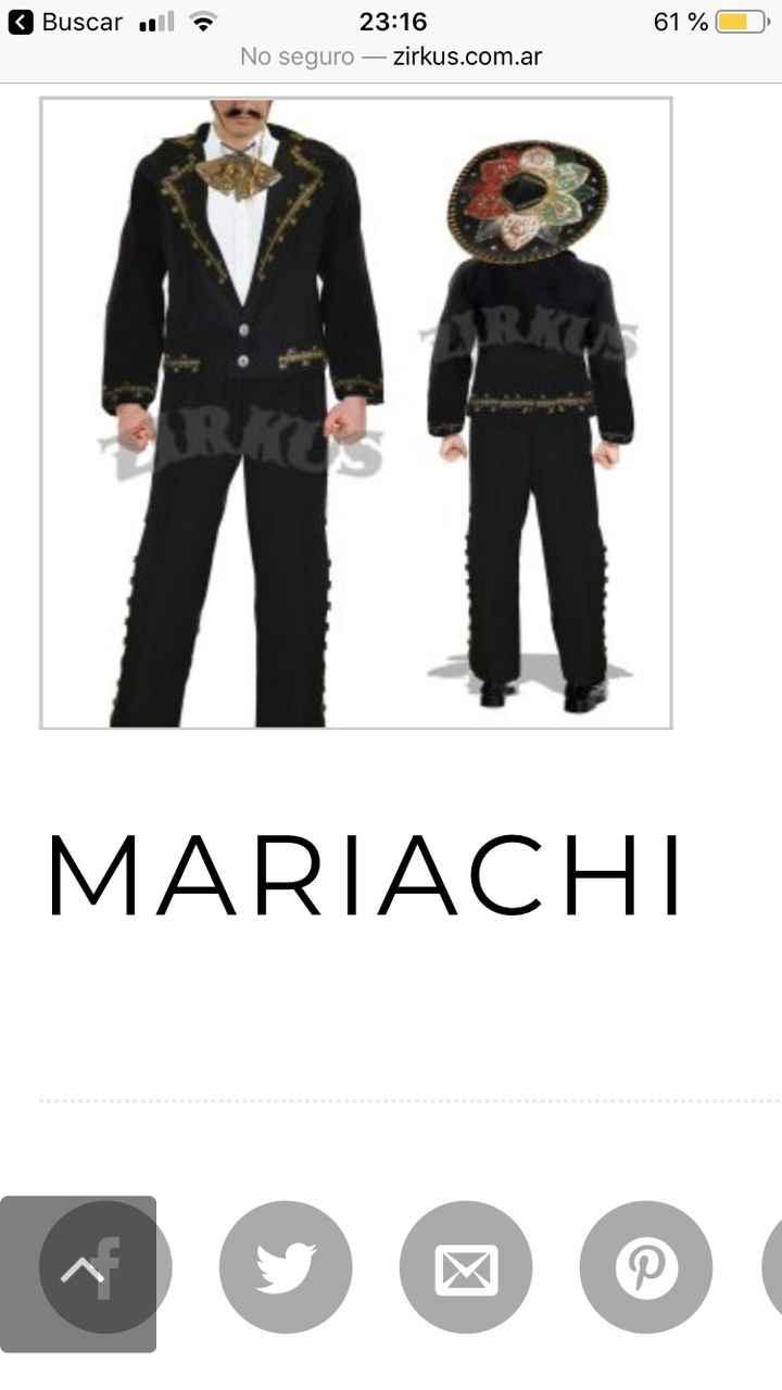 Vestimenta de Charro o Mariachi! 👨💼 2