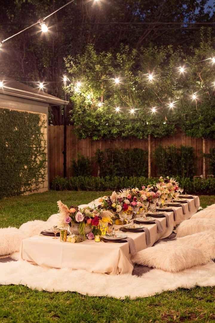 Cómo es un estilo de casamiento bohemio? Que ideas tienen para fiestas en estos contextos? - 1