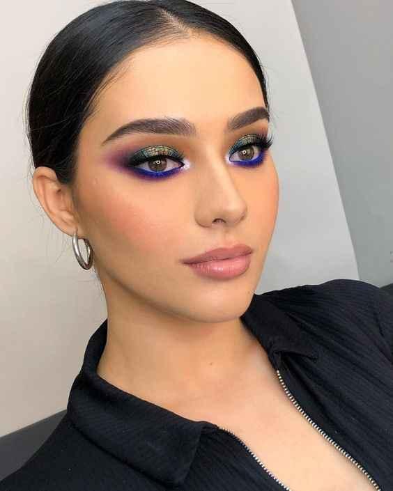 Sumarías este color a tu Make up nupcial? - 1