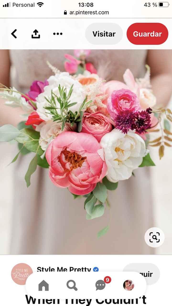 Algunas fotos de ramos de novia, ¿cómo será el de ustedes ,amigas? 2