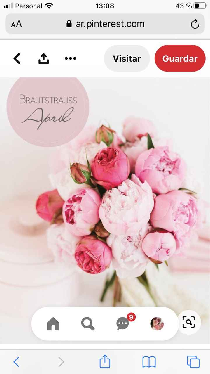Algunas fotos de ramos de novia, ¿cómo será el de ustedes ,amigas? 3